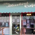 Bluebird Cafe from the outside