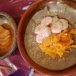 Les 2 entrées du Menu Sushi 7p