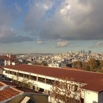 Beyoglu District - from the suite / rooftop terrace