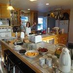 Judith's breakfast