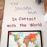 The Jensen inn and the world