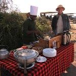 Tortilis Bush Breakfast
