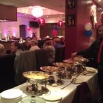buffet meal for charity night