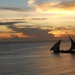incrocio di due barche a vela