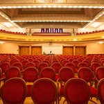 Built in 1892. Beautifully rennovated. City Opera House, Traverse City, MI Photo: Alan Newton
