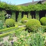 Laberinto del jardín