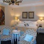 Room 110. Lovely!