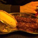 25 cm HOT curry wurst. 5 ud af 5 pølsestjerner