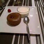 dessert fondant au chocolat!!top