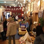 Indoor Farmers' Market Novemeber 12 2013