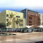 The SpringHill Suites Anaheim Maingate.