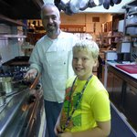 Chef Vasillis and Harry