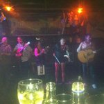 Live folk band