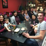 Mum's 50th Birthday… Excellent food and service!