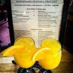 Bottomless Mimosa BRUNCH! Sat & Sun at 11:30