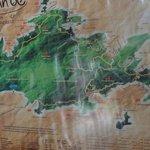 O mapa do paraiso