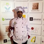 Our award winner Chef Kamrul at BCA award 2013