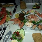 Amazing fresh seafood!!! A must try!!!