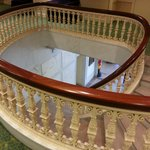 interior where AO Business office was - original interiors