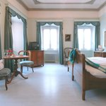THE GOETHE ROOM - HE REALLY STAYED HERE!