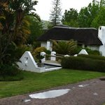 garden/bungalow