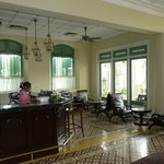 Lobby and launge