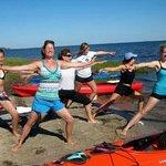 Kayak Tour with Yoga/Tai Chi