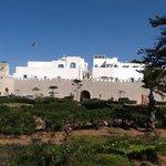 """L'antica Mogador, """" la città bianca """"."""