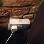 Loose electrical socket