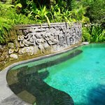 Pool at Villa Kenyeri