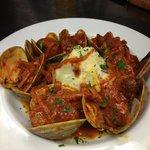 Pamfilio's Tuscan Clam Roast
