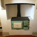 Old stove, lovely!