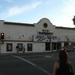 The Ojai movie theater.