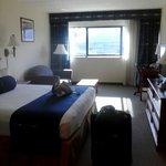 room queen single, sixth floor