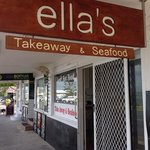 Ellas great location