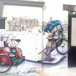 Noordin Mews Murals