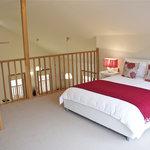 Light Bright Loft Bedroom