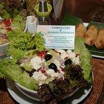 The greek salad a must
