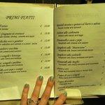 menu glance