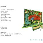 Zamani's Place is 1.55acres