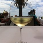 camps bay through a glass of chennin