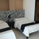 Safari-inspired room