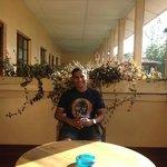 Photo de Kibo Hotel