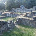 resti di un antico monastero cistercense