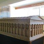 ricostruzione del tempio di giove