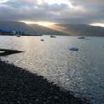 Akaroa sunset