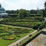 Kvetna zahrada/Floral garden