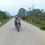 Through the Phong Nha National Park
