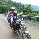 On the HCMC Trail, epic scenery
