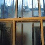 panorama dall'unica finestra